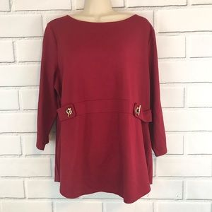 Chico's,  By Chico's Long Sleeve Top